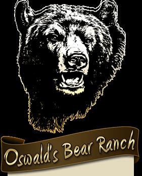 Oswalds Bear Ranch Logo