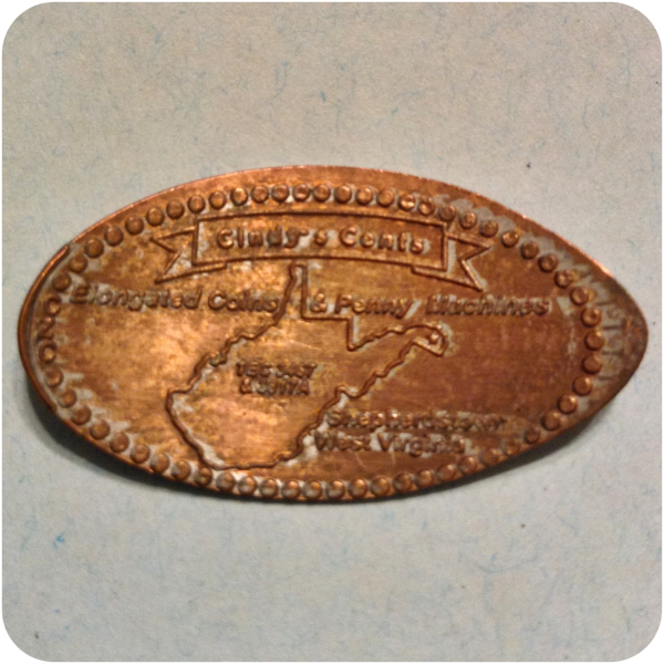 the elongated coin museum