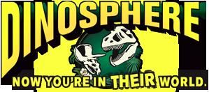 Dinosphere Logo