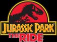 Jurassic Park® — The Ride Logo