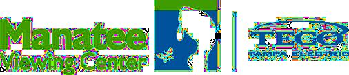 Manatee Viewing Center Logo