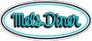 Mel's Diner Logo