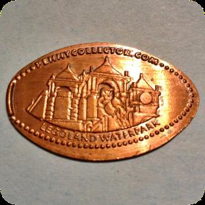 Waterpark, Bionicle, Fun Town, Legoland California, Carlsbad, CA California Coin