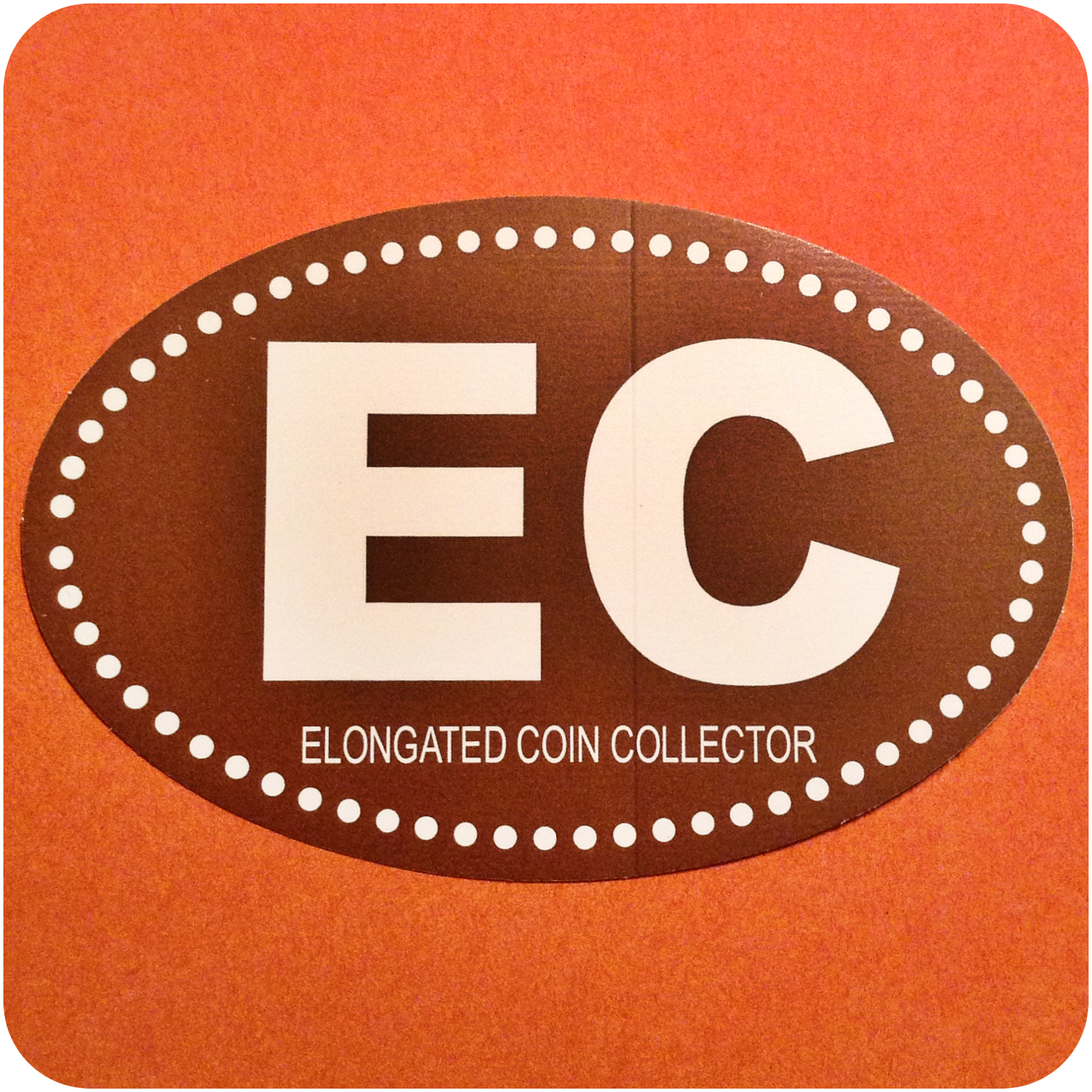 EC Elongated Coin Collector