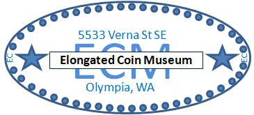 The Elongated Coin Museum (ECM)