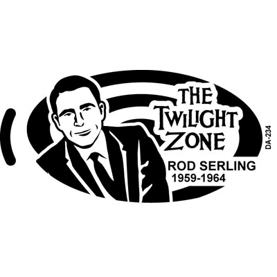 Twilight Zone Show ADA-237 Artwork