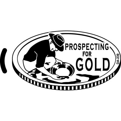 Prospecting for Gold ADA-242 Artwork