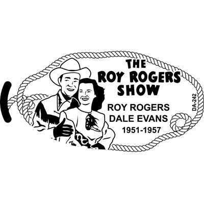 Roy Rogers Show ADA-245 Artwork
