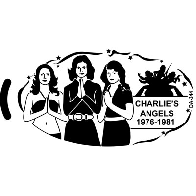 Charlie's Angels ADA-247 Artwork