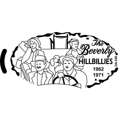 The Beverly Hillbillies ADA-249 Artwork