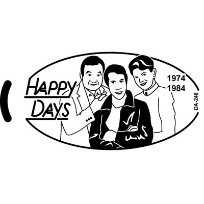 Happy Days ADA-251 Artwork