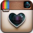 Instagram like heart