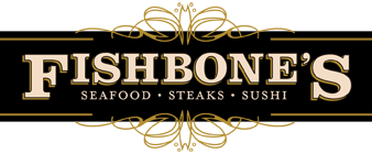 Fishbone's Rhythm Kitchen Cafe Logo
