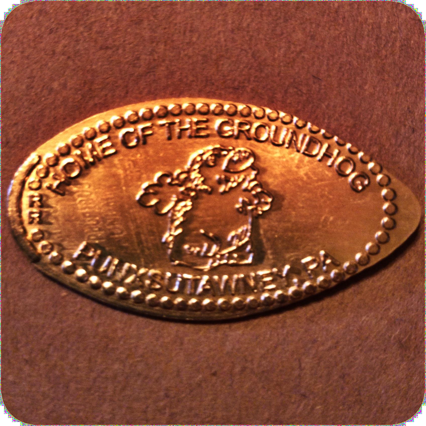 Home of the Groundhog - Punxsutawney Phil's Official Souvenir Shop, Pennsylvania