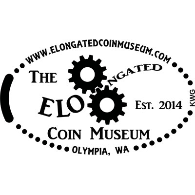 The Elongated Coin Museum: Design One Artwork