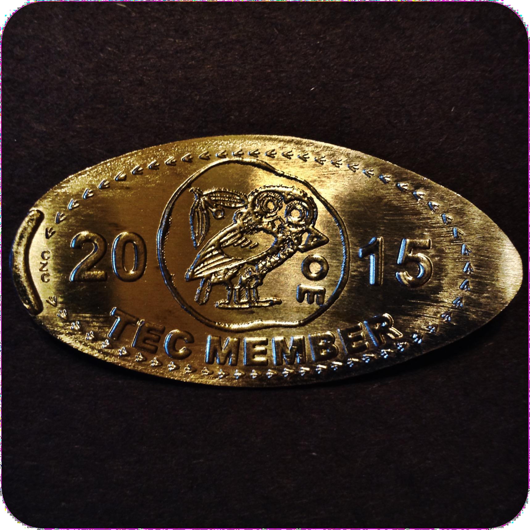 The Elongated Collectors (TEC) Member 2015