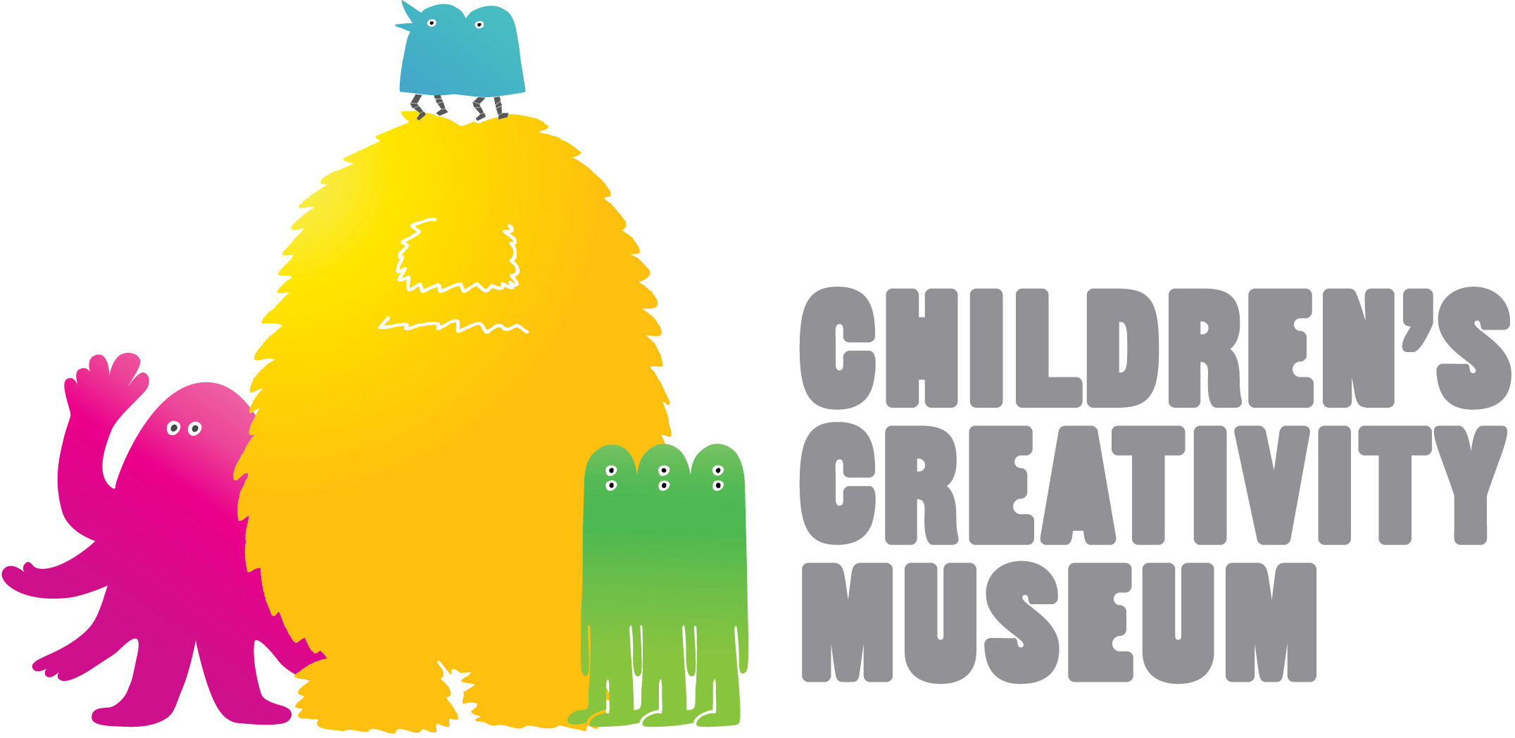 Children's Creativity Museum, Yerba Buena Gardens, San Francisco, California Logo