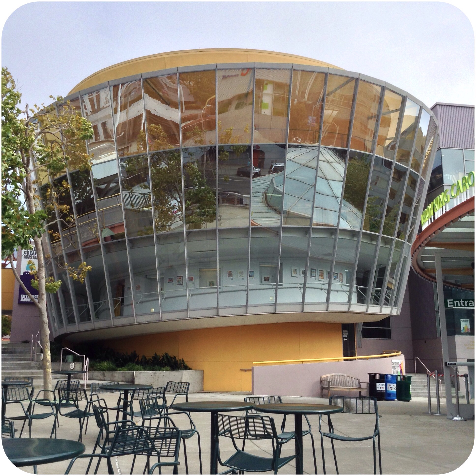 Children's Creativity Museum, Yerba Buena Gardens, San Francisco, California
