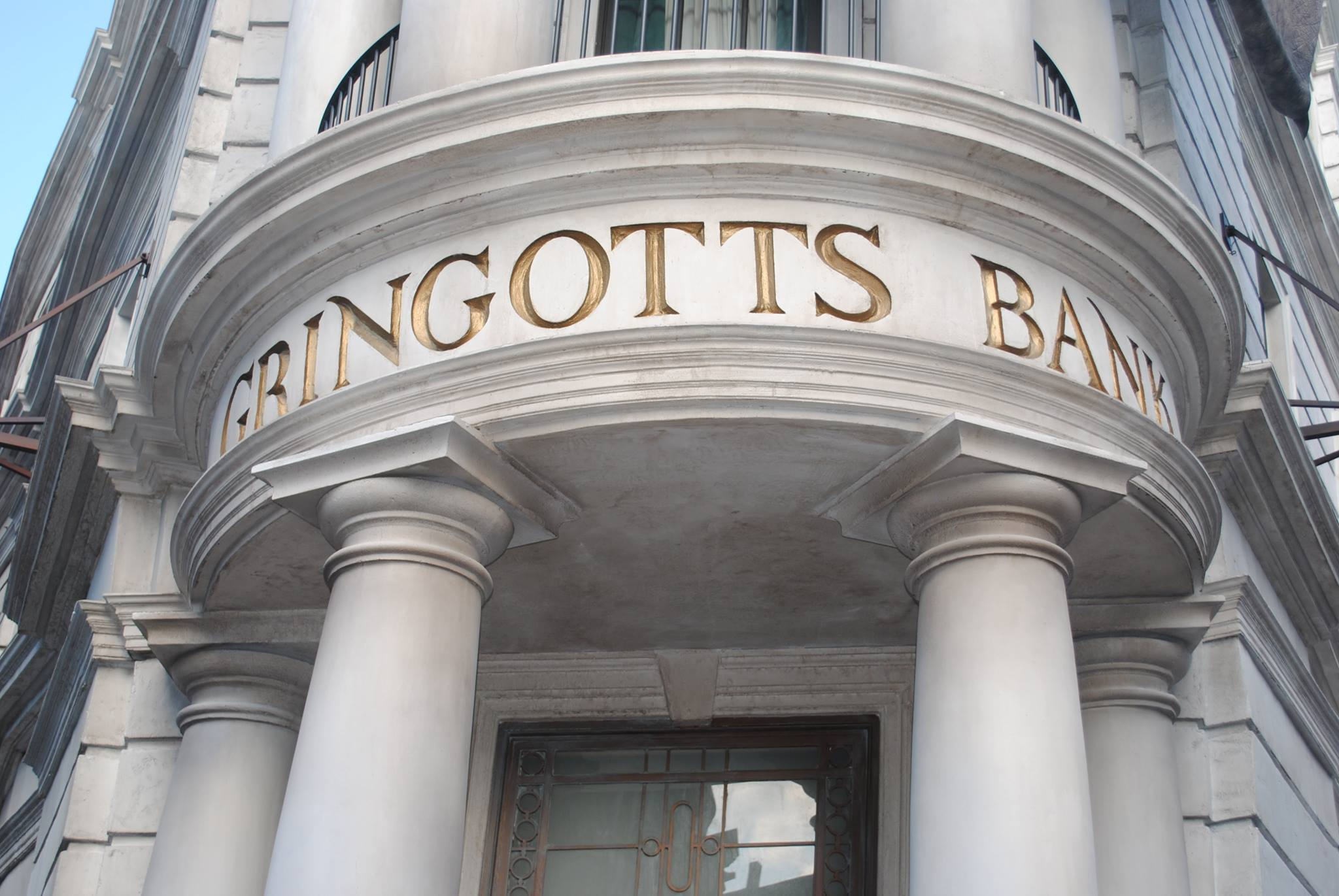 Gringotts Wizarding Bank, Diagon Alley