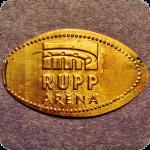 Legendary Facility Rupp Arena - Food Court, Lexington Center, Lexington Kentucky